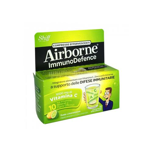 Airborne Immunodefence Vitamina C | FarmaSimo - Vendita parafarmaci e cosmetici Farmacia Simoncelli.