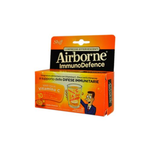 Airborne Immunodefence Vitamina C| FarmaSimo - Vendita parafarmaci e cosmetici Farmacia Simoncelli.