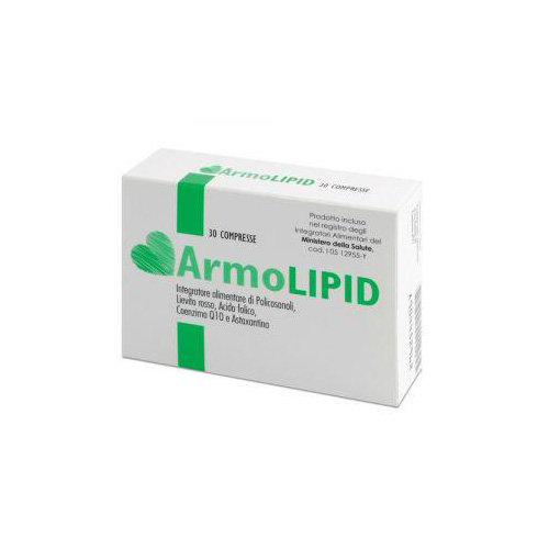 Armolipid 30 Compresse | FarmaSimo - Vendita parafarmaci e cosmetici Farmacia Simoncelli