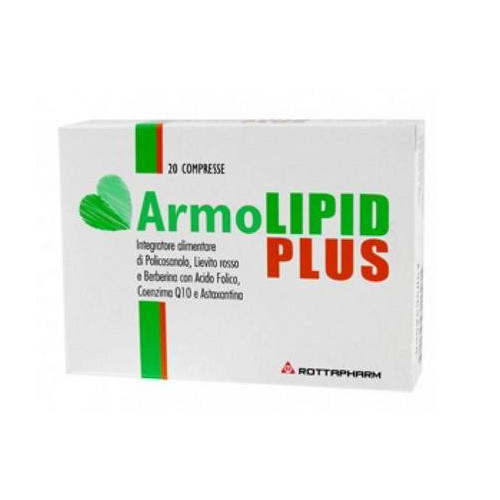 Armolid Plus| FarmaSimo - Vendita parafarmaci e cosmetici Farmacia Simoncelli.