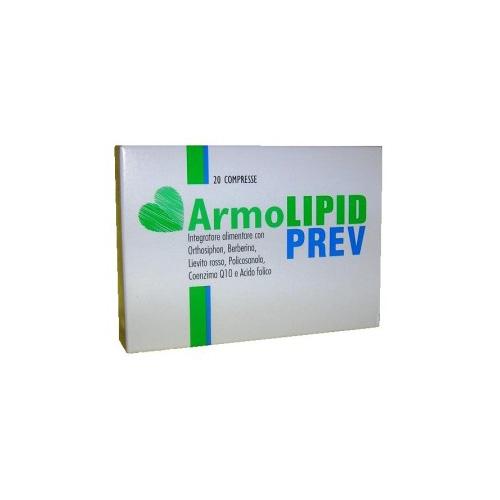 Armolipid Prev 20 Compresse | FarmaSimo - Vendita parafarmaci e cosmetici Farmacia Simoncelli