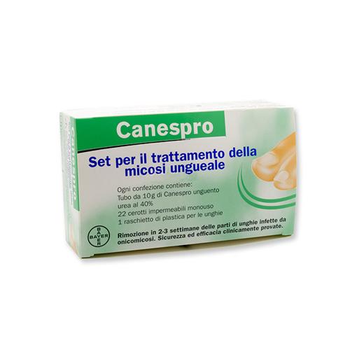 Canespro Set Trattamento Micosi Ungueale | FarmaSimo - Vendita parafarmaci e cosmetici Farmacia Simoncelli.