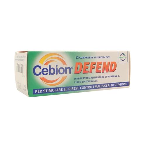 Cebion Defend| FarmaSimo - Vendita parafarmaci e cosmetici Farmacia Simoncelli.