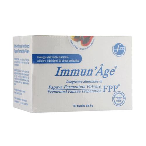 Immun' Age 30 buste| FarmaSimo - Vendita parafarmaci e cosmetici Farmacia Simoncelli.