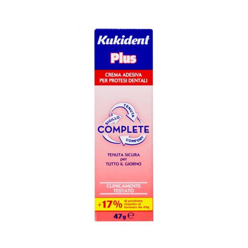 Kukident Plus Crema Adesiva | FarmaSimo - Vendita parafarmaci e cosmetici Farmacia Simoncelli