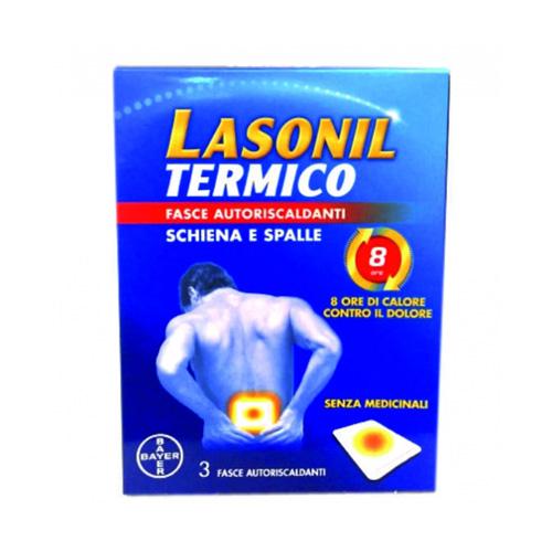 Lasonil Termico Schiena e Spalle| FarmaSimo - Vendita parafarmaci e cosmetici Farmacia Simoncelli.