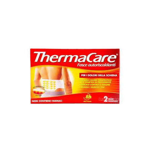 Thermacare Schiena 2pz| FarmaSimo - Vendita parafarmaci e cosmetici Farmacia Simoncelli.