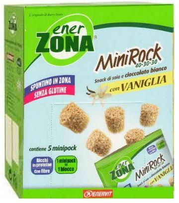 Enerzona MiniRock Vaniglia| FarmaSimo