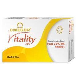 Omegor Vitality 60 Perle| FarmaSimo