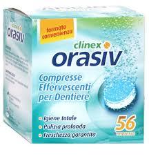 Orasiv Effervescente 56cps| FarmaSimo