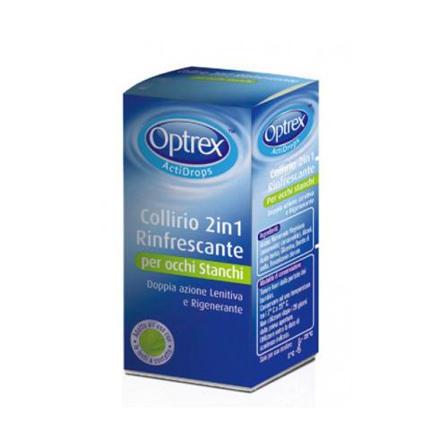 Optrex Collirio 2in1 Rinfrescante | FarmaSimo - Vendita parafarmaci e cosmetici Farmacia Simoncelli.
