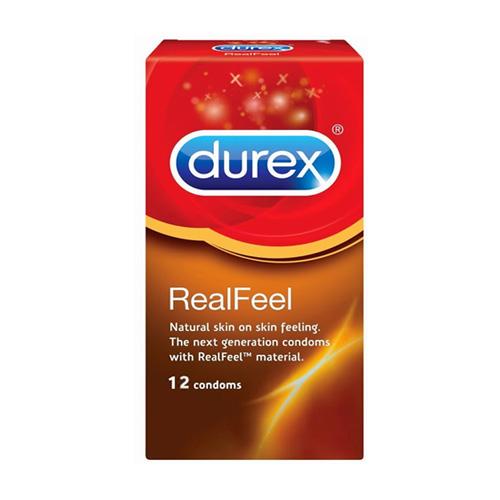 Durex RealFeel | FarmaSimo - Vendita parafarmaci e cosmetici Farmacia Simoncelli.