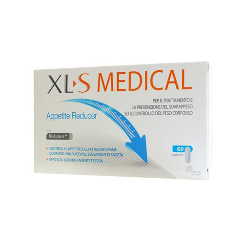 XLS Appetite Reducer| FarmaSimo - Vendita parafarmaci e cosmetici Farmacia Simoncelli.