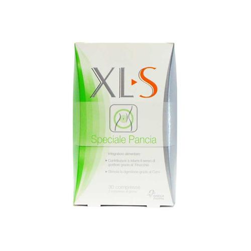 XLS Speciale Pancia 30 Compresse | FarmaSimo - Vendita parafarmaci e cosmetici Farmacia Simoncelli.