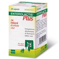 Enterolactis Plus | FarmaSimo