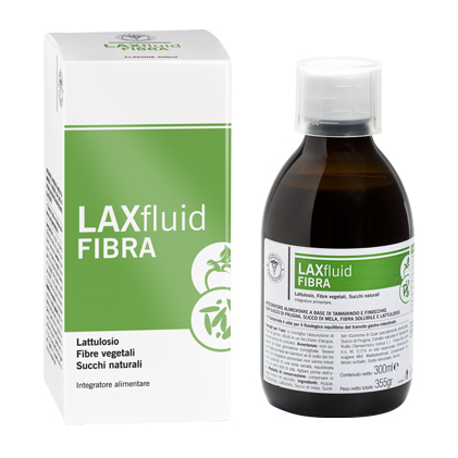 Lax Fluid Fibra | FarmaSimo