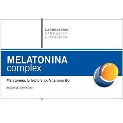 Melatonina Complex| FarmaSimo