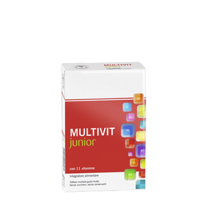 Multivit Junior| FarmaSimo