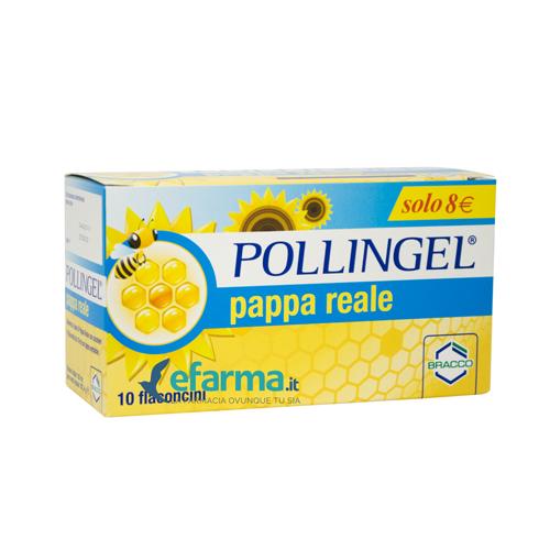 Pollingel Pappa Reale Flaconi | FarmaSimo - Vendita prodotti Pollingel Farmacia Simoncelli.