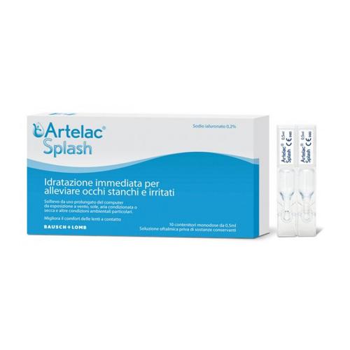 Artelac Splash | FarmaSimo - Vendita prodotti Artelac Farmacia Simoncelli.