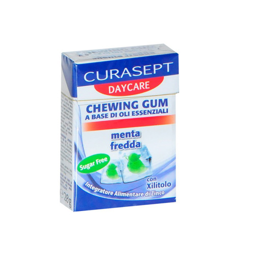 Curasept Chewing Gum Daycare | FarmaSimo - Vendita prodotti Curasept Farmacia Simoncelli.
