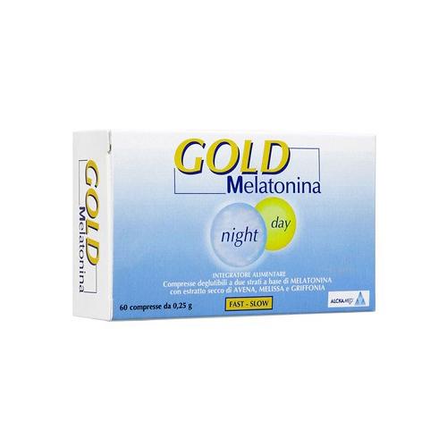 Melatonina Gold| FarmaSimo - Vendita prodotti Alka-Med Farmacia Simoncelli.