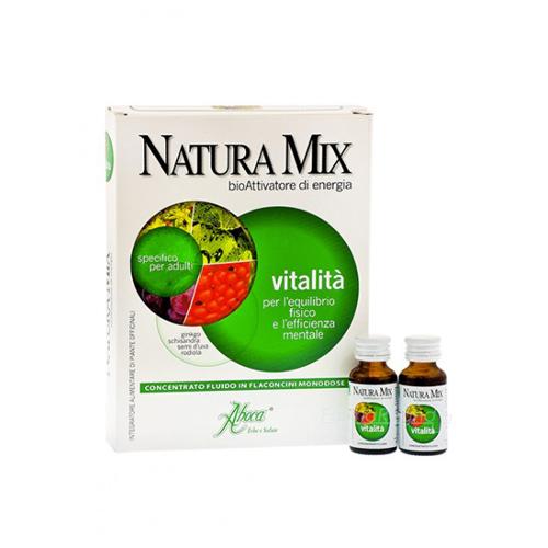 NaturaMix Vitalità - Flaconi | FarmaSimo - Vendita prodotti Natura Mix Farmacia Simoncelli.