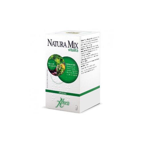 NaturaMix Vitalità - Opercoli | FarmaSimo - Vendita prodotti Natura Mix Farmacia Simoncelli.