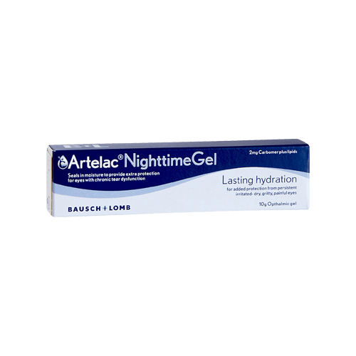 Nighttime Gel| FarmaSimo - Vendita prodotti Artelac Farmacia Simoncelli.
