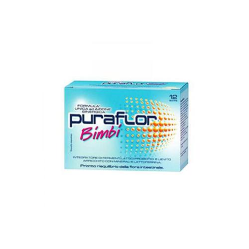Puraflor Bimbi | FarmaSimo - Vendita prodotti Puraflor Farmacia Simoncelli.