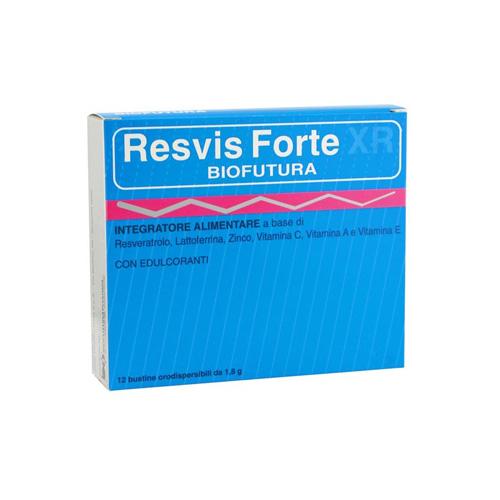 Resvis Forte XR| FarmaSimo - Vendita prodotti Sigma Tau Farmacia Simoncelli.
