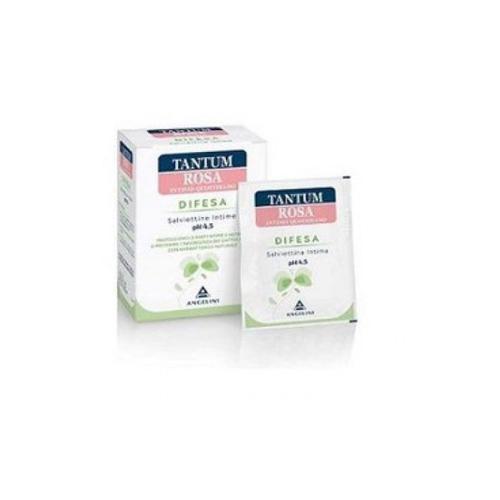Tantum Rosa Difesa Salviette | FarmaSimo - Vendita prodotti Angelini Farmacia Simoncelli.