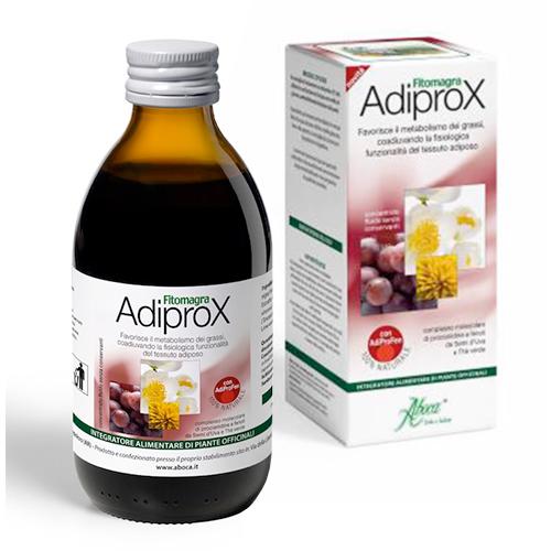 Adiprox Sciroppo | FarmaSimo - Vendita prodotti Aboca Farmacia Simoncelli.