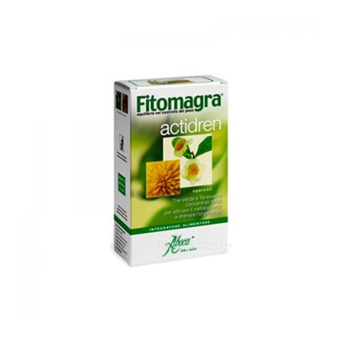 Fitomagra Actidren Opercoli | FarmaSimo - Vendita prodotti Aboca Farmacia Simoncelli.