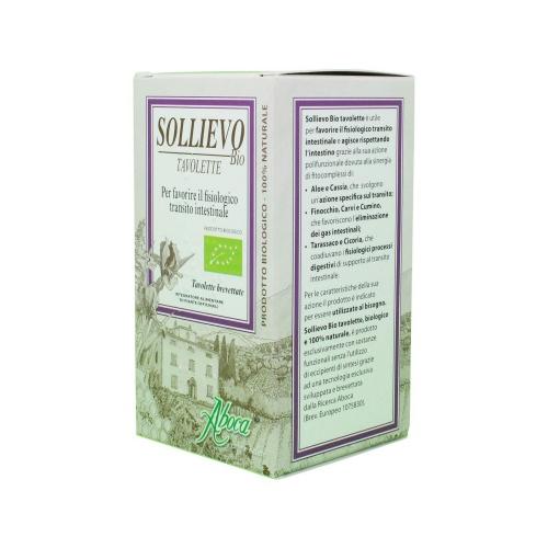 Sollievo - Tavolette | FarmaSimo - Vendita prodotti Aboca Farmacia Simoncelli.