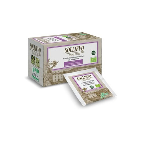 Sollievo Tisana 20 Filtri | FarmaSimo - Vendita prodotti Aboca Farmacia Simoncelli.