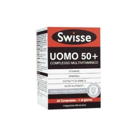 Swisse Uomo | FarmaSimo - Vendita prodotti P&G Farmacia Simoncelli.