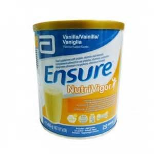 ensure nut vanill