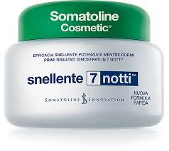 somatoline 7 notti