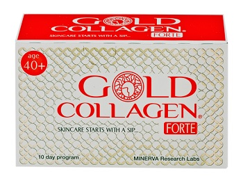 gold collagene