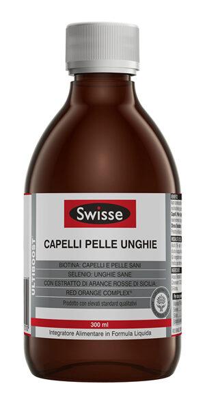 SWISSE CAPELLI PELLE UNGHIE LIQUIDO