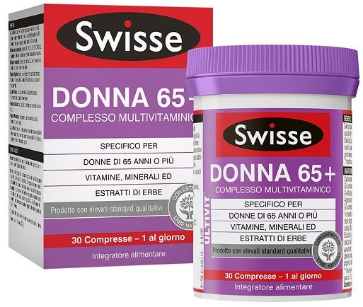 SWISSE DONNA 65+