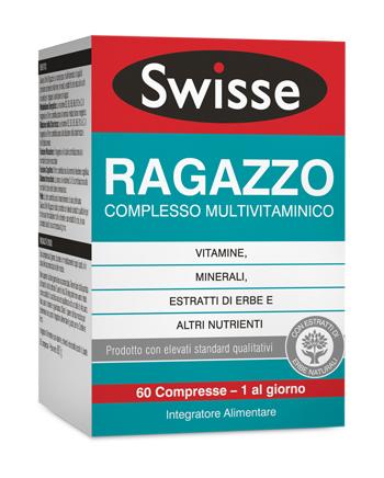 SWISSE RAGAZZO