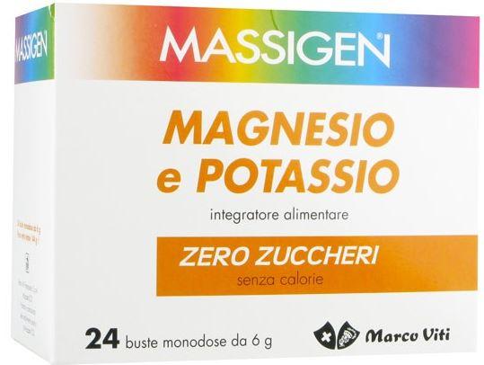 MASSIGEN SENZA ZUCCHERI