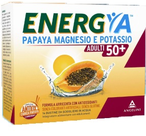 ENERGIA PAPAYA MAGN E POT 50